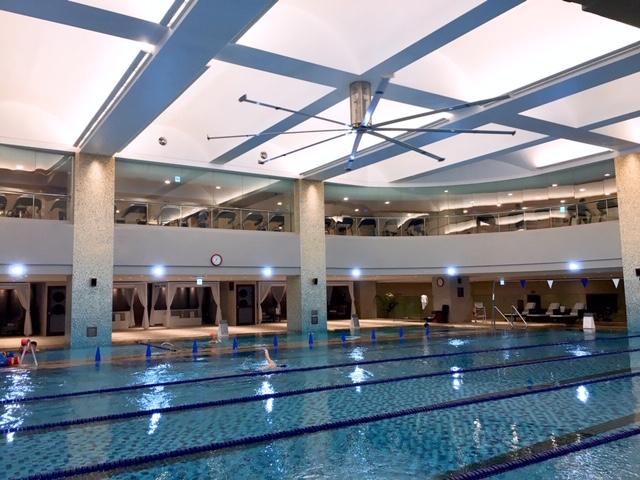 JWマリオットホテルソウルのプール