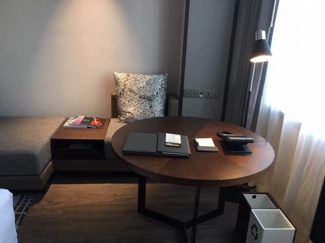 JWマリオットホテルソウル客室