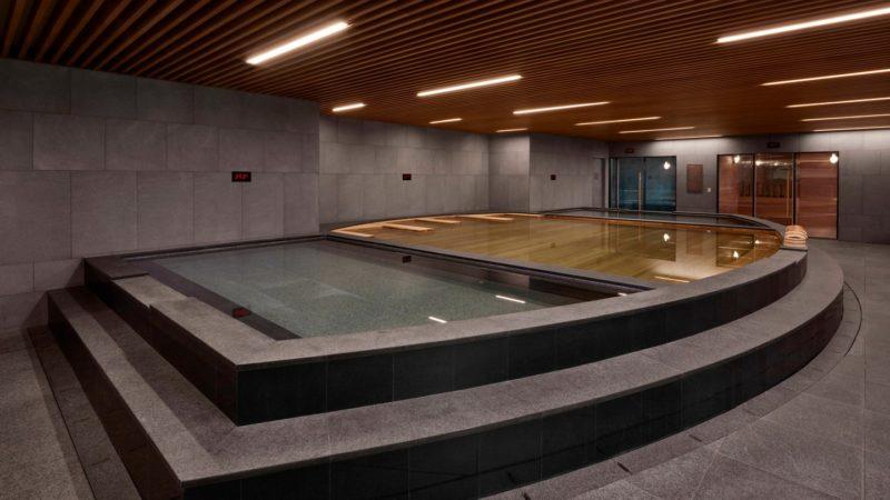 JWマリオットソウルソウルの大浴場