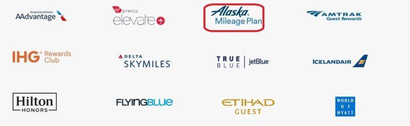 アラスカ航空マイル購入
