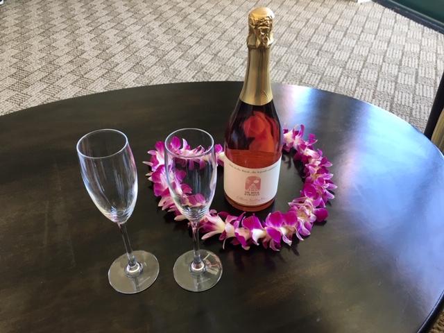 ロイヤルハワイアンホテルの記念日特典