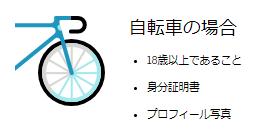 Uber Eat配達パートナー