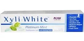XyliWhite歯磨き粉