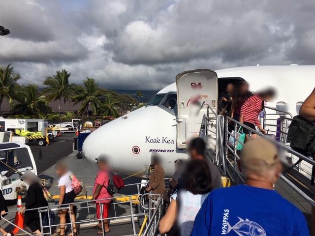 ハワイアン航空国内線