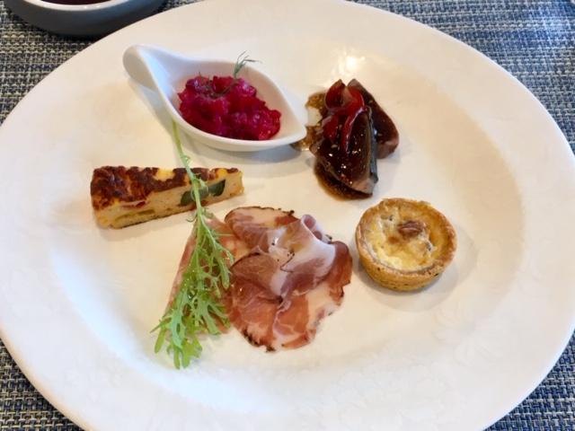 ハイアットプレイス東京ベイのギャラリーキッチン