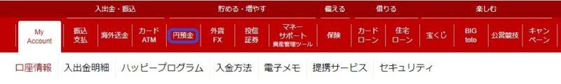 楽天銀行円定期キャンペーン