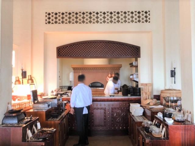 アルマハ ラグジュアリーコレクションドバイのレストラン