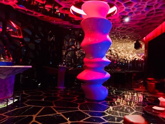 リッツカールトン香港プラチナ特典のバー1杯無料