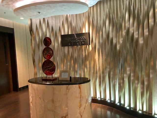 リッツカールトン香港のフィットネスセンター