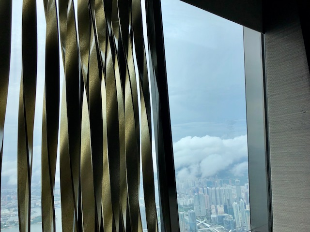ザ・リッツ・カールトン スパ 香港