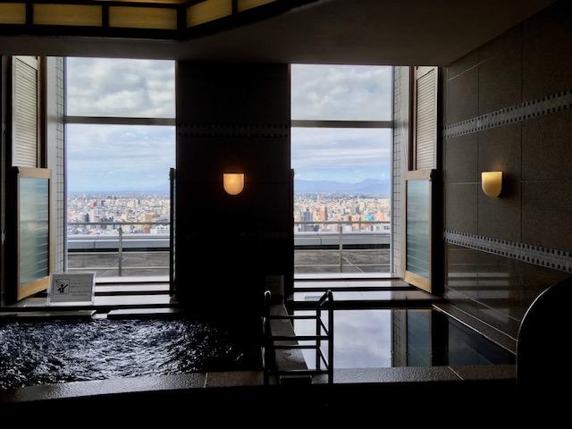 名古屋マリオットホテルの大浴場