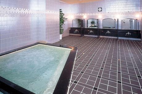 シェラトン都ホテル東京の大浴場