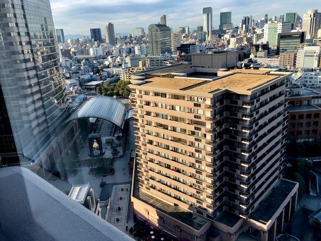 ウェスティンホテル東京エグゼクティブルーム
