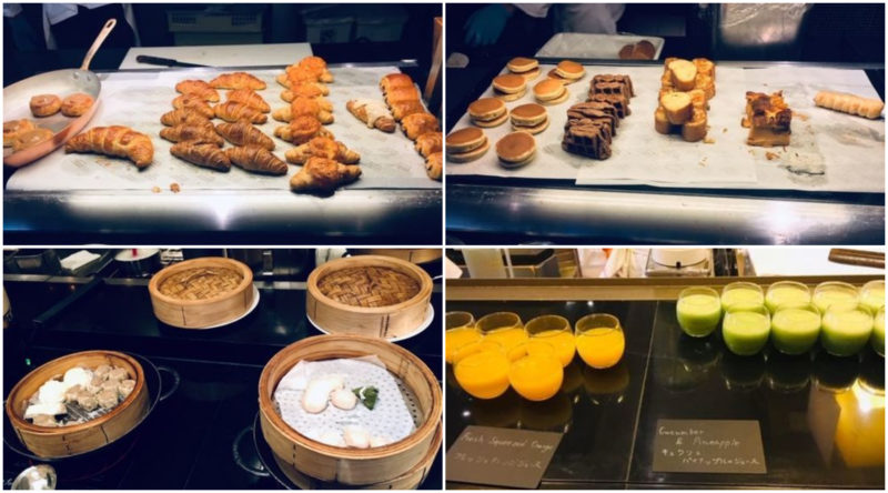 ウェスティンホテル東京の朝食