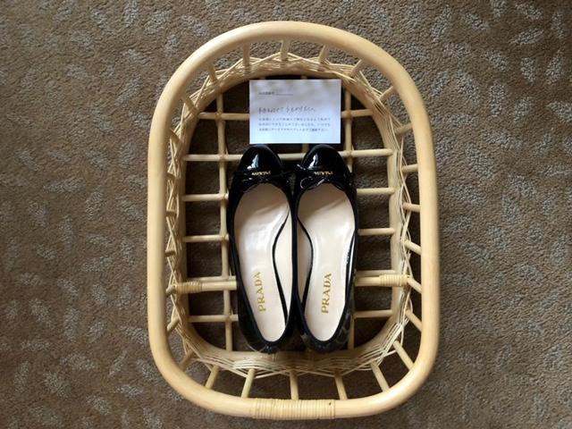 ウェスティンホテル東京靴磨きサービス