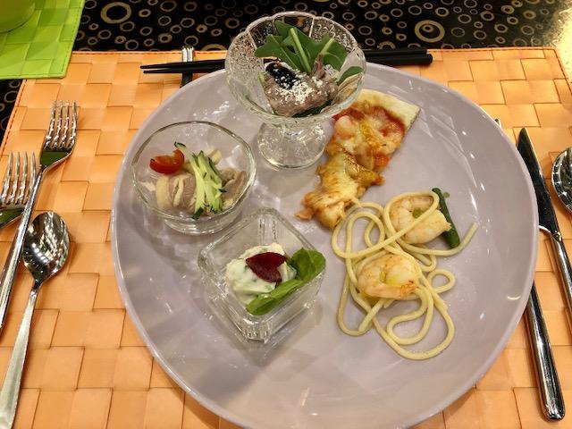 シェラトングランデ東京ベイ グランカフェ