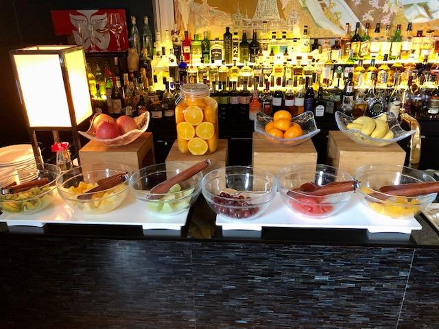 セントレジス大阪の朝食
