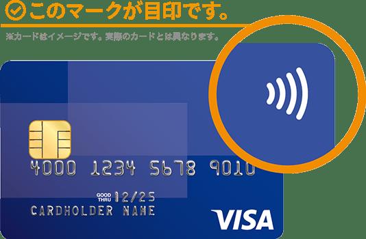 三井住友カード Visaのタッチ決済キャンペーン