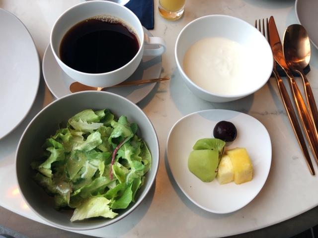 メズム東京 朝食