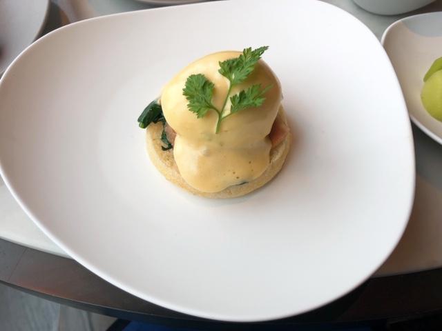 メズム東京 シェフズシアター朝食