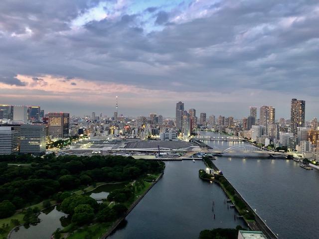メズム東京 クラブラウンジ