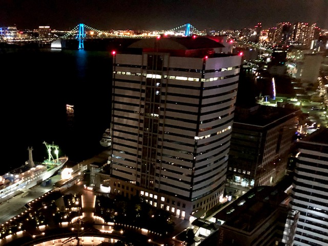 メズム東京 レインボーブリッジ