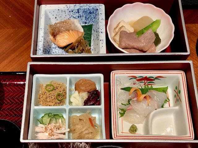 リッツカールトン京都 和朝食