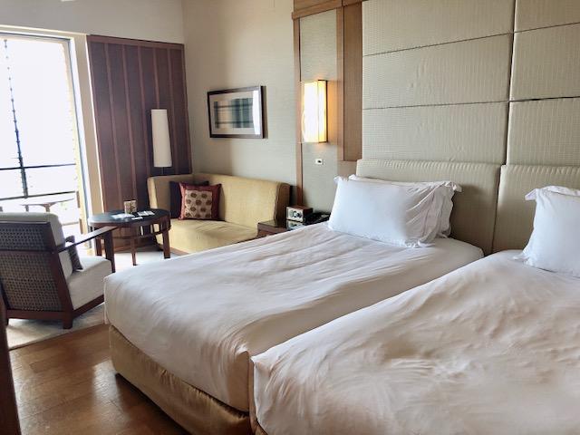 リッツカールトン沖縄の部屋