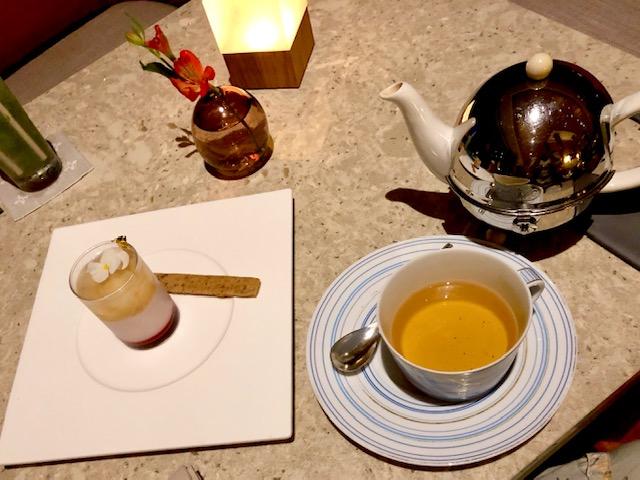 リッツカールトン沖縄のオリジナル紅茶