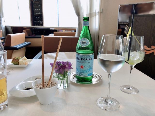 セントレジスホテル大阪ラベデュータのランチ