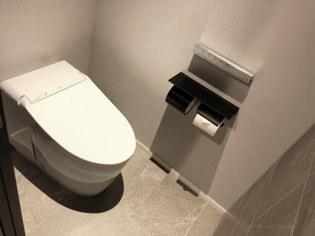 ACホテル銀座トイレ
