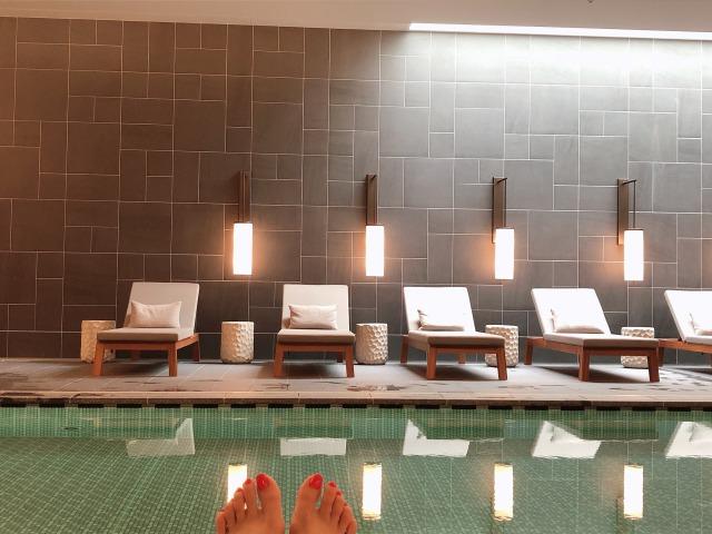 JWマリオットホテル奈良プール