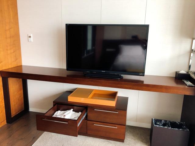 大阪マリオット都ホテル客室