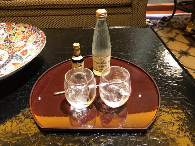 ウェスティンホテル東京プラチナ特典山崎ウイスキー
