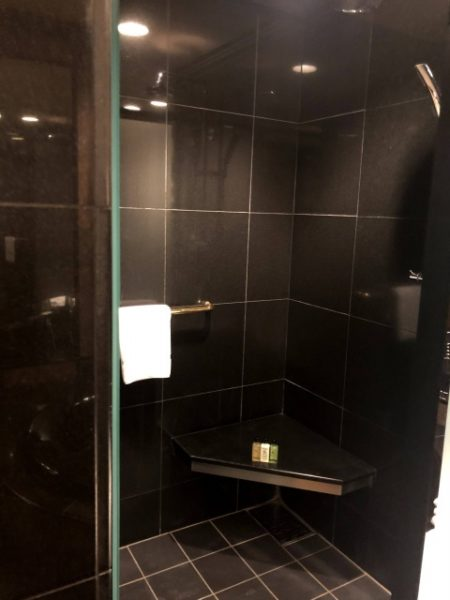ウェスティンホテル東京インペリアルスイートのバスルーム