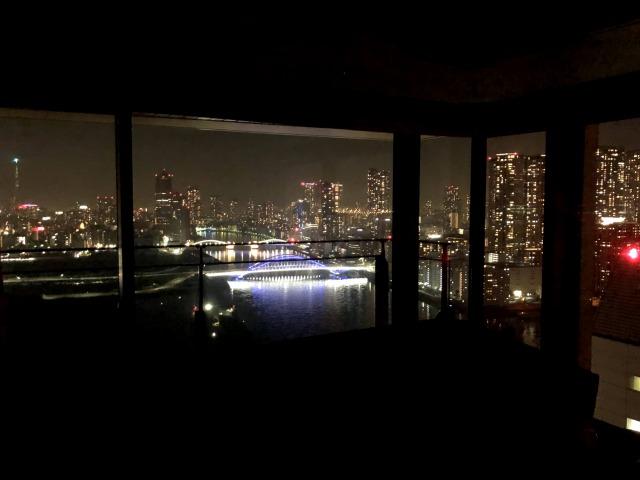 メズム東京夜景