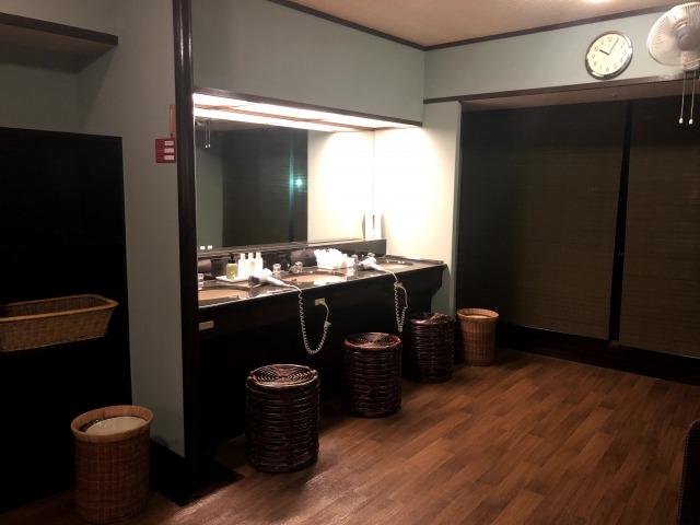 シェラトン東京ベイ和室スイート家族風呂