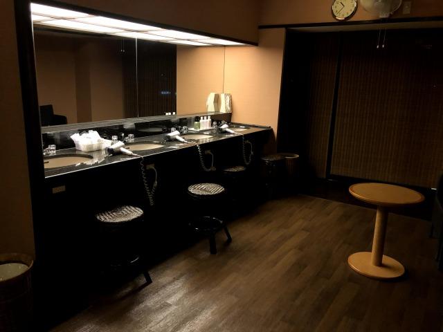 シェラトン東京ベイ和室スイート貸切風呂
