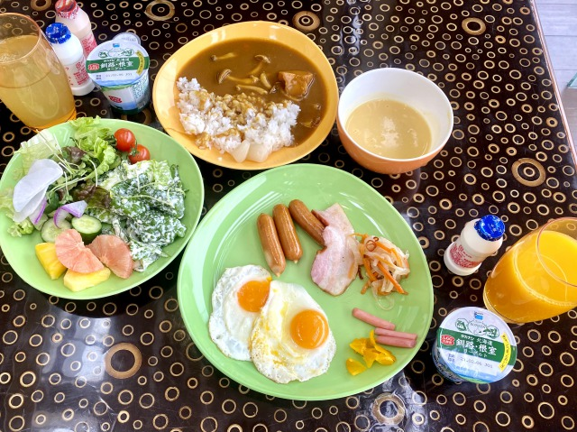 シェラトン東京ベイ朝食