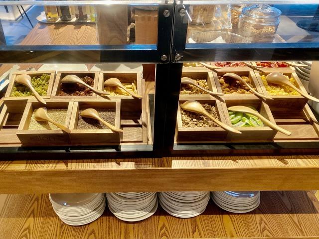 アロフト東京銀座朝食