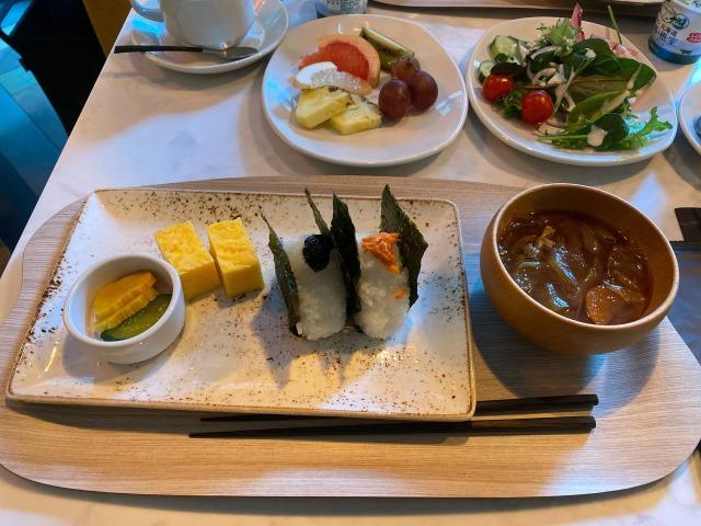 アロフト東京銀座 朝食