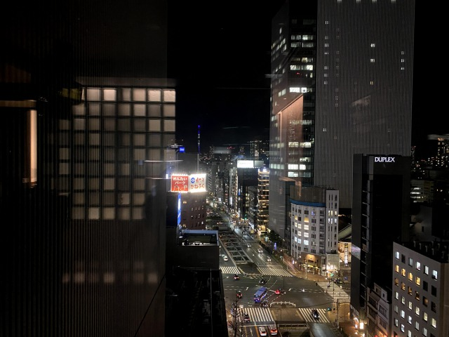 アロフト東京銀座スイートルーム