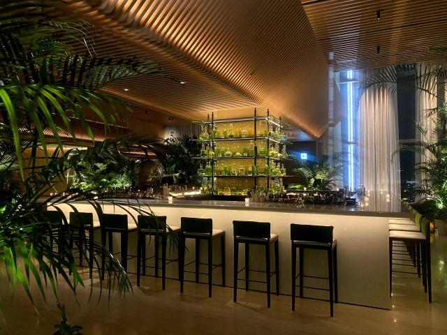 東京エディション虎ノ門Lobby Bar