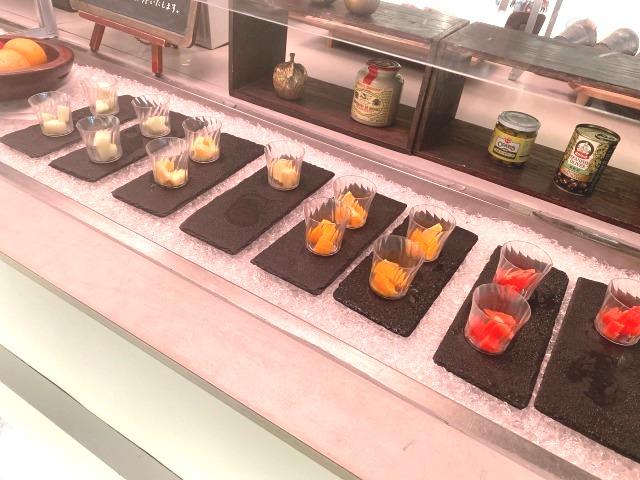 コートヤード銀座 朝食