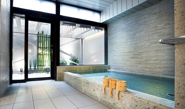 コートヤード大阪本町 大浴場
