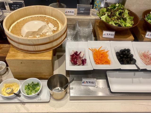 コートヤード大阪本町 朝食