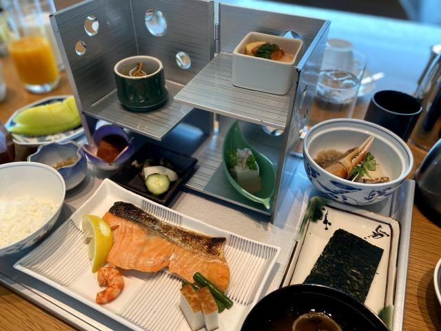 プリンスギャラリー紀尾井町ルームサービス和朝食