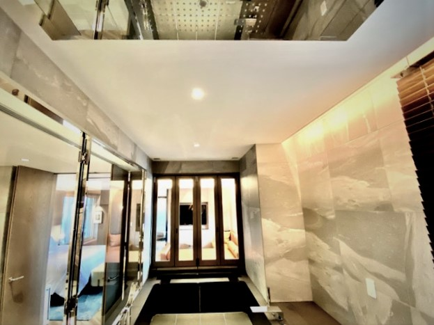 ウェスティン京都スイートのバスルーム