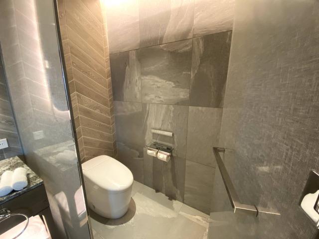 ウェスティン京都バスルーム