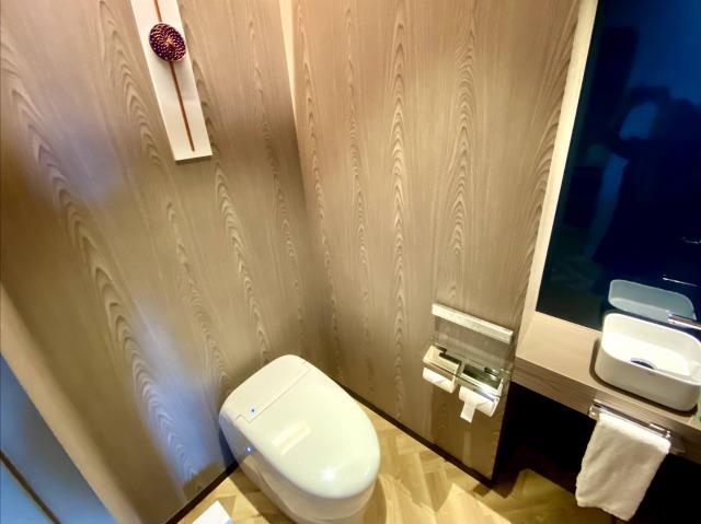 ウェスティン都ホテル京都 スイートルーム